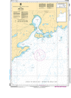 CHS Print-on-Demand Charts Canadian Waters-4669: Red Bay, CHS POD Chart-CHS4669