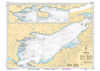 CHS Print-on-Demand Charts Canadian Waters-5143: Lake Melville, CHS POD Chart-CHS5143