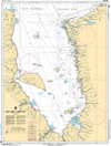 CHS Print-on-Demand Charts Canadian Waters-5800: Baie James/James Bay, CHS POD Chart-CHS5800