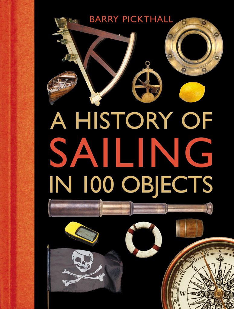 a collection of maritime books - captain's supplies