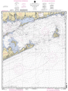 Training Chart 13205TR: Block Island Sound