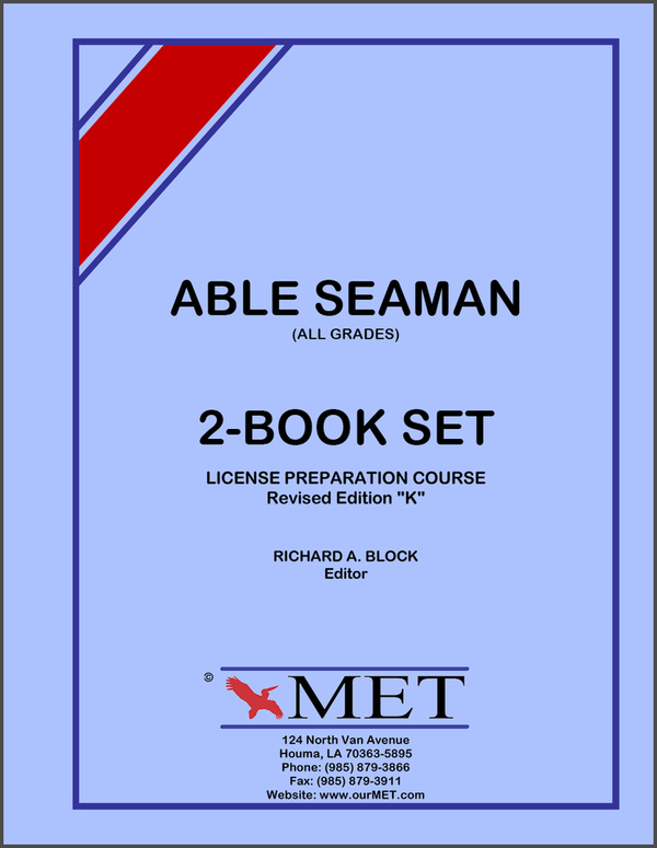 Able Bodied Seaman Study Guide