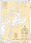CHS Print-on-Demand Charts Canadian Waters-6247: Wightman Point to/€ Whiskey Jack Portage, CHS POD Chart-CHS6247
