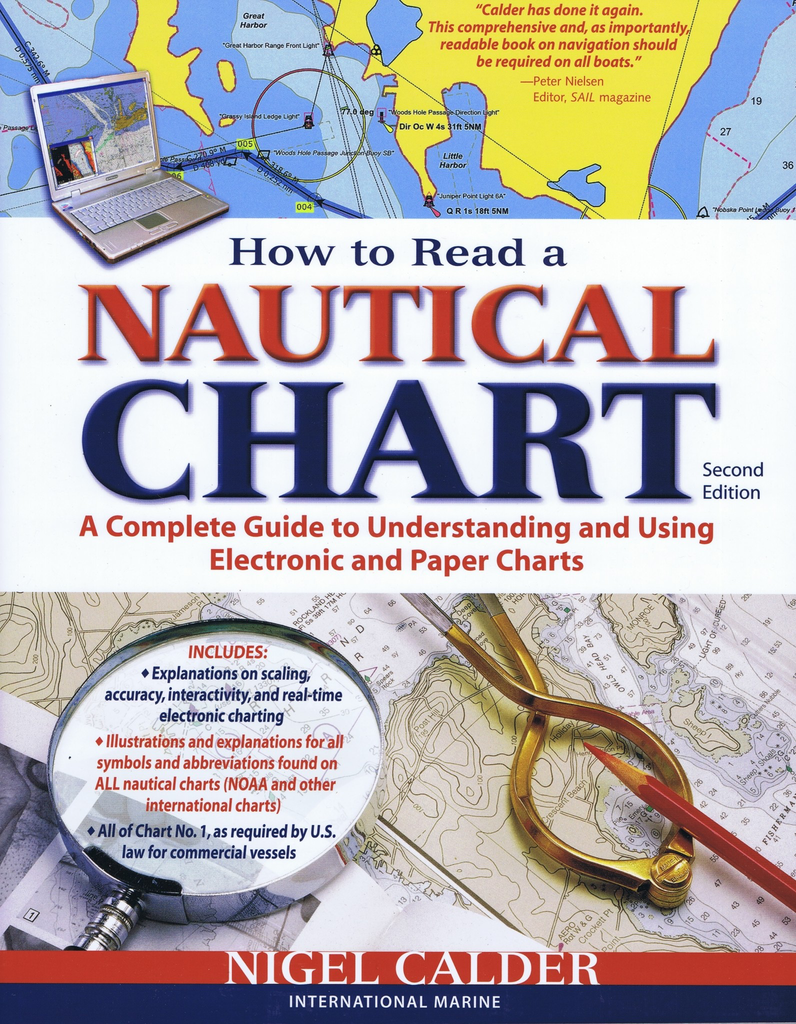 Captain's-Nautical-Supplies-How-to-Read-A-Nautical-Chart-Nigel-Calder