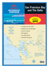 Captain's-Nautical-Supplies-Maptech-Waterproof-Chartbook-San-Francisco-Bay-Delta
