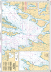 CHS Print-on-Demand Charts Canadian Waters-4839: Head of/Fond de Placentia Bay, CHS POD Chart-CHS4839