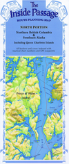 Inside Passage Route Planning Map (North Portion)