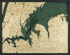 WoodChart of West Long Island Sound