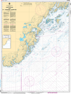 CHS Print-on-Demand Charts Canadian Waters-4624: Long Island to / € St. Lawrence Harbours, CHS POD Chart-CHS4624