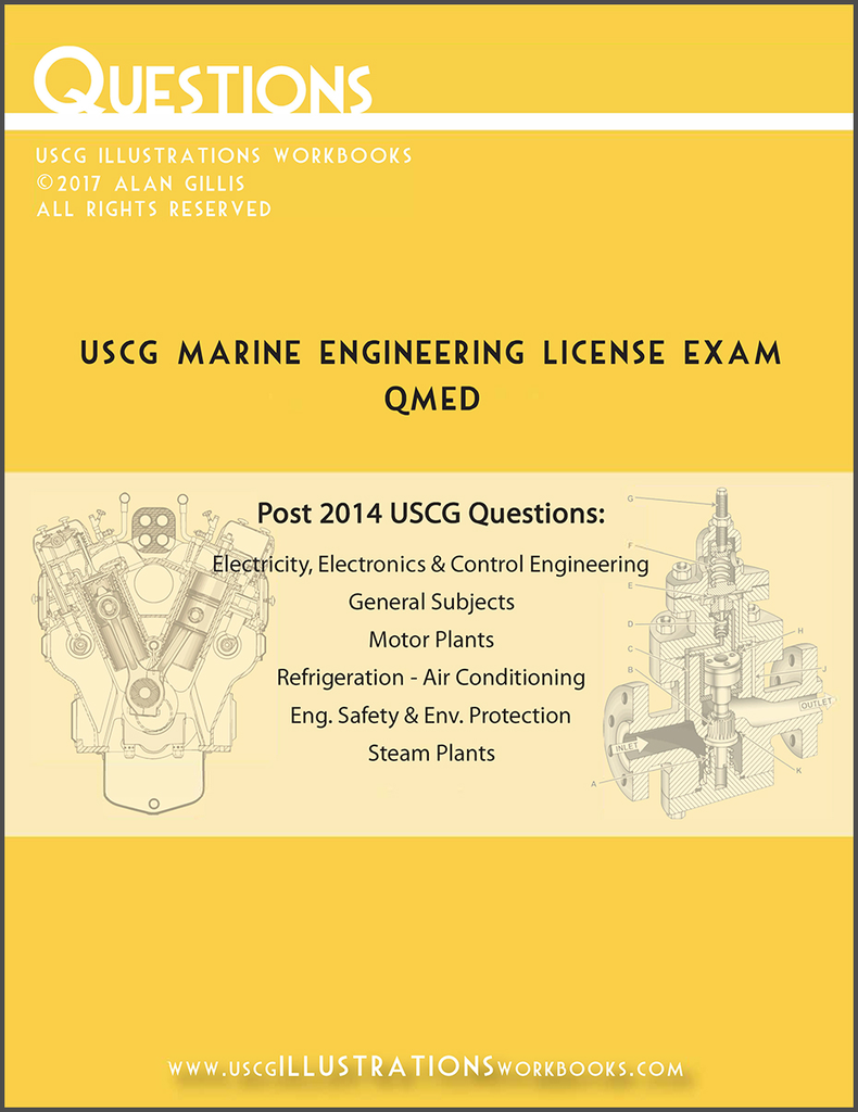 Marine Engineering License Exam Question Bank: Q.M.E.D.