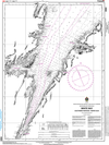 CHS Print-on-Demand Charts Canadian Waters-4584: White Bay - Southern Part / Partie Sud, CHS POD Chart-CHS4584