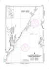 CHS Print-on-Demand Charts Canadian Waters-4583: St. Julien Island to/€ Hooping Harbour including/y compris Canada Bay, CHS POD Chart-CHS4583