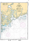 CHS Print-on-Demand Charts Canadian Waters-4472: Baie des Homards €/to лle de la Grande Passe, CHS POD Chart-CHS4472