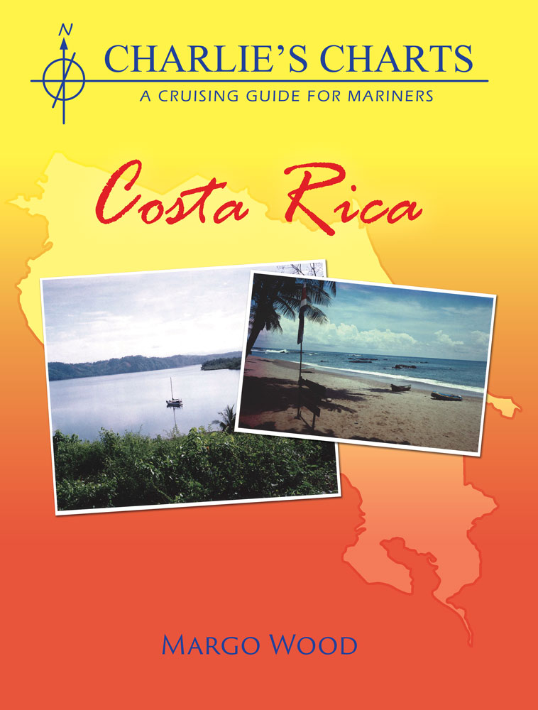 Captain's-Nautical-Supplies-Charlie's-Charts-Costa-Rica-Margo-Wood