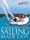 """Sailing Made Easy,"" The American Sailing Association's Textbook for ASA 101 Basic Keelboat Class, on sale in Seattle"