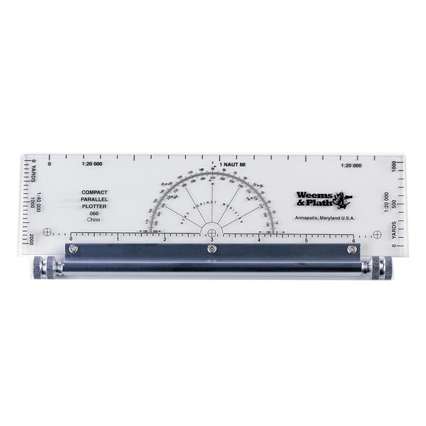 "8"" Compact Parallel Plotter"