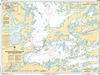 CHS Print-on-Demand Charts Canadian Waters-6108: Fort Frances to/€ Hostess Island and/et Sandpoint Island, CHS POD Chart-CHS6108