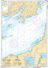 CHS Print-on-Demand Charts Canadian Waters-4832: Fortune Bay - Southern Portion/Partie Sud, CHS POD Chart-CHS4832