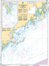CHS Print-on-Demand Charts Canadian Waters-4468: лle du Petit MЋcatina aux/to лles Sainte-Marie, CHS POD Chart-CHS4468