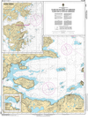 CHS Print-on-Demand Charts Canadian Waters-4712: Plans on the Coast of Labrador/Plans sur la c™te du Labrador, CHS POD Chart-CHS4712