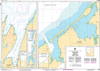 CHS Print-on-Demand Charts Canadian Waters-4848: Holyrood and/et Long Pond, CHS POD Chart-CHS4848