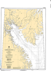 CHS Print-on-Demand Charts Canadian Waters-7051: Cumberland Sound, CHS POD Chart-CHS7051