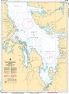 CHS Print-on-Demand Charts Canadian Waters-7502: Gulf of Boothia and/et Committee Bay, CHS POD Chart-CHS7502