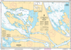 CHS Print-on-Demand Charts Canadian Waters-5625: Schooner Harbour to/€ Baker Lake, CHS POD Chart-CHS5625