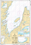CHS Print-on-Demand Charts Canadian Waters-4847: Conception Bay, CHS POD Chart-CHS4847
