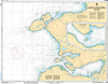 CHS Print-on-Demand Charts Canadian Waters-4679: Hawkes Bay, Port Saunders, Back Arm, CHS POD Chart-CHS4679