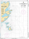 CHS Print-on-Demand Charts Canadian Waters-6355: Mirage Point to/€ Hardisty Island, CHS POD Chart-CHS6355