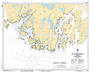 CHS Print-on-Demand Charts Canadian Waters-5459: Resolution Harbour and/et Acadia Cove, CHS POD Chart-CHS5459