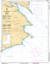 CHS Print-on-Demand Charts Canadian Waters-4485: Cap des Rosiers €/to Chandler, CHS POD Chart-CHS4485