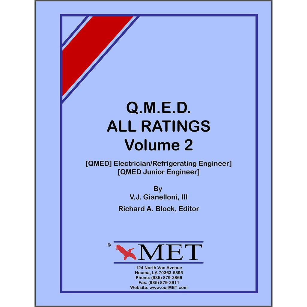 QMED All Ratings Volume 2