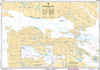 CHS Print-on-Demand Charts Canadian Waters-7487: Fury and Hecla Strait, CHS POD Chart-CHS7487
