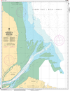 CHS Print-on-Demand Charts Canadian Waters-5860: Approaches to/Approches € Moose River, CHS POD Chart-CHS5860