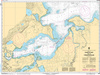 CHS Print-on-Demand Charts Canadian Waters-4728: Epinette Point to/€ Terrington Basin, CHS POD Chart-CHS4728