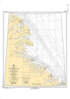 CHS Print-on-Demand Charts Canadian Waters-7053: Padloping Island to Clyde Inlet, CHS POD Chart-CHS7053