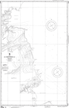 NGA Chart 29325: Cape Archer to Butter Point (Victoria Land-McMurdo Sound)