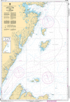 CHS Print-on-Demand Charts Canadian Waters-4822: Cape St John to / € St Anthony, CHS POD Chart-CHS4822