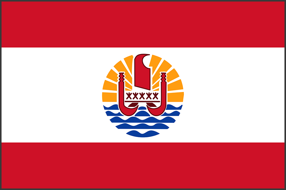 Flag of Tahiti
