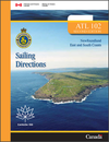 Sailing Directions ATL102E: Newfoundland, East and South Coasts