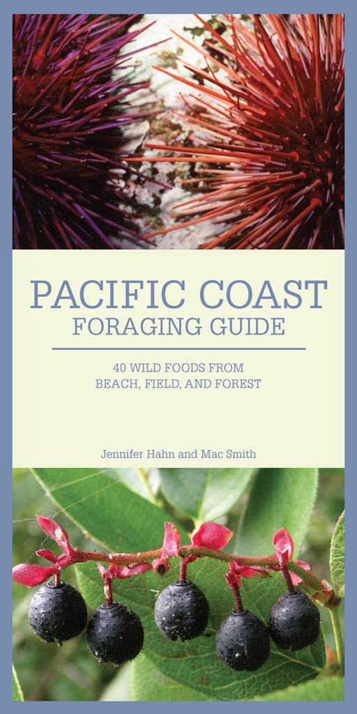 Pacific Coast Foraging Guide
