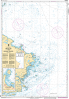 CHS Print-on-Demand Charts Canadian Waters-4857: Indian Bay to/€ Wadham Islands, CHS POD Chart-CHS4857