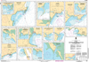 CHS Print-on-Demand Charts Canadian Waters-4921: Plans, Baie des Chaleurs/Chaleur Bay (c™te nord/North Shore), CHS POD Chart-CHS4921