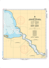 CHS Print-on-Demand Charts Canadian Waters-6243: Winnipeg River/RiviЏre Winnipeg and Approaches/et les Approches, CHS POD Chart-CHS6243