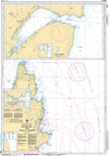 CHS Print-on-Demand Charts Canadian Waters-4846: Motion Bay to/€ Cape St Francis, CHS POD Chart-CHS4846