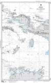 NGA Chart 73020: Halmahera to Gulf of Carpentaria