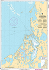 CHS Print-on-Demand Charts Canadian Waters-7685: Tuktoyaktuk Harbour and Approaches/et les approches, CHS POD Chart-CHS7685