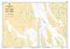 CHS Print-on-Demand Charts Canadian Waters-7792: Bathurst Inlet - Central Portion, CHS POD Chart-CHS7792